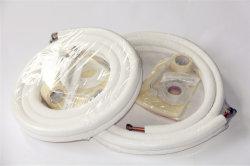 Tubo de Ligação de cobre para o condicionador de ar/ar condicionado (3/8+5/8)