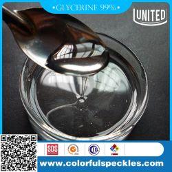 Бесплатные образцы продуктов питания класса/косметических классов органических изысканный глицерин 99,7% мин USP класса CAS: 56-81-5