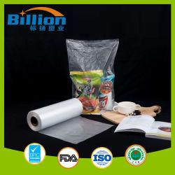 Limpar PEAD Virgem Embalagem de Alimentos, sacos de rolo, Sacos para embalagem de supermercados, saco de plástico