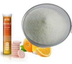 A vitamina C revestido