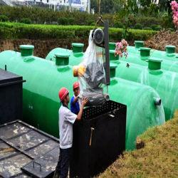 Usine d'abattage du matériel de traitement des eaux usées