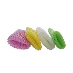 Gummischaumgummi-röhrenförmiges kundenspezifisches Plastikineinander greifen-Hülsen-Netz für Frucht