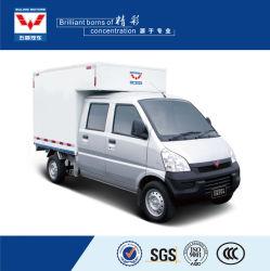 Wulingの二重小屋の小型トラックの新しい小型トラックライト貨物は販売のための手段をトラックで運ぶ