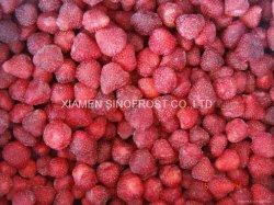 Sorteren de Gehele Aardbeien van de Verscheidenheid IQF van de honing, Bevroren Aardbeien met Suiker, 4+1 Bevroren Aardbeien, Gesneden Aardbeien, de Puree van de Aardbei, a, Rang a+B, Rang B