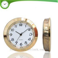 Reloj de 36 mm de alta calidad Ver Insertar encartes en Color Oro