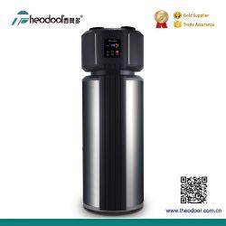 De nieuwe Geïntegreerder Reeks van Theodoor van de Verwarmer van het Water van de Warmtepomp van het Huishouden X6