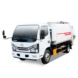 Fulongma 후방 적재된 패물 수집 쓰레기 트럭