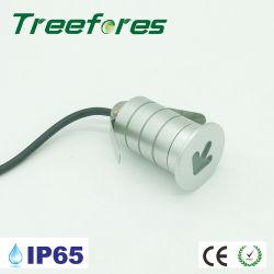 1W 12V IP65 Mini spot LED CREE 80RA pour l'hôtel bateau Direction de l'éclairage