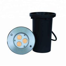 3W/9W luz subterrânea&Lâmpada LED