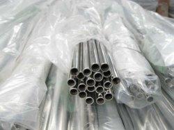 Tube en acier inoxydable recuit brillant de haute précision Rouleau à froid de tubes Forme ronde