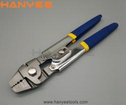 Pinza di piegatura di rifinitura della pinza del collegare con il taglio laterale