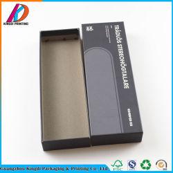 직사각형 블랙 펜 케이스 선물 포장 연필 종이 상자