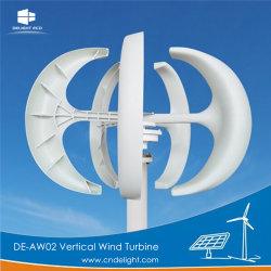 Generator van de Macht van de Wind van Maglev van de As van het van-net van de verrukking DE-Aw02 de Verticale
