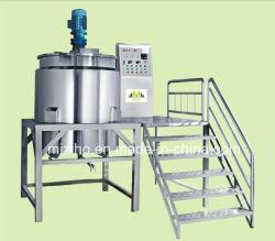 Mzh-M 100L шампунь производственной линии нагрева машины заслонки смешения воздушных потоков косметический механизма