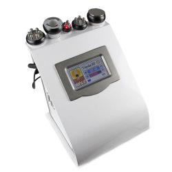 Prijs Draagbare 5 van de bodem in 1 Machine van het Vermageringsdieet van de Cavitatie rf Vacuüm