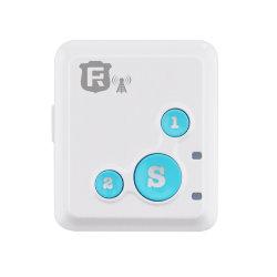小型子供GSMの追跡者の個人的な子供GSMのロケータRF-V18のリアルタイムの追跡の長い時間スタンバイSosの声自由にAPP GPSのモジュール無し