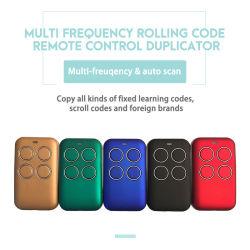Duplicateur de télécommande universelle Clone émetteur auto-apprentissage 2130