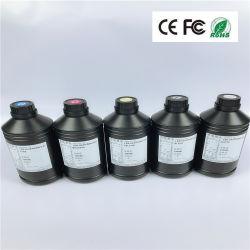 حبر UV صديق للبيئة خاص بطابعة مسطحة فوق البنفسجية أكريليك الطباعة الرقمية في الهواء الطلق أفضل سعر للصين