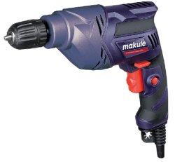 550W 10mm d'outils d'alimentation électrique perceuse avec mandrin sans clé (ED009)