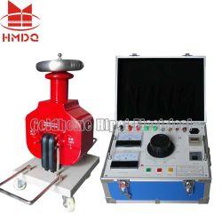 La frecuencia de alimentación tipo seco Transformador de la prueba de la HV (50kV/6kVA)