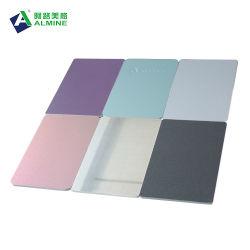 Акт алюминиевых композитных панелей цвет огнеупорные стенам A2