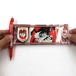 يسحب [هيغقوليتي] رخيصة خارجا يعلن بلاستيكيّة راية قلم لأنّ هبة ترويجيّ