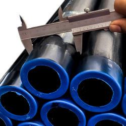 Öl API-5CT H40/T95/P110/Q125 2inch 3inch 33.4mm, das schwarzes mildes Rohr und Rohrleitung umkleidet