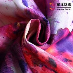 Impresso Poly Oxford PU/saco tecido revestido de PVC