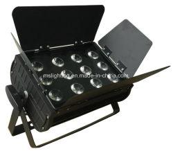 12*4W 4в1 Multi-Color RGBW LED Светодиод Освещение на стену /Светодиодный прожектор водонепроницаемая IP 65