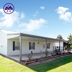 Строительный материал сталь Office Mobile Дом для продажи (XTW-159)