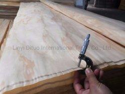 Impiallacciatura del pino e fronte/impiallacciatura posteriore con 1270X2520X0.6mm