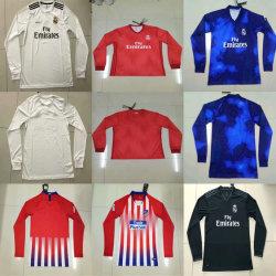 Venda por grosso de Atletismo Real Madrid Mens Juventude Feminina camisolas de futebol de futebol