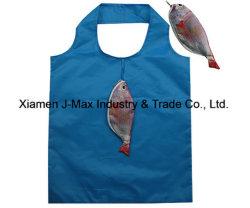 Bolsa de Promoción Comercial plegable de peces y animales, estilo, reutilizables, ligero, regalos, Accesorios y decoración, bolsas de supermercado