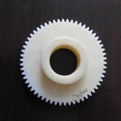 OEM de nylon de moldagem por injeção de plástico Cilíndrica de Dentes de engrenagens helicoidais