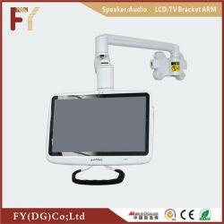 Meilleure vente Qy00-5059-H1 souple blanc bras de l'écran LCD de l'hôpital