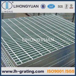 Гальванизированные стальные бар решетку для стальной конструкции пола платформы