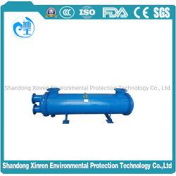 冷却の海水または熱交換器のシェルの管または管状の熱交換器の価格のための金の製造SUS304Lの熱交換器のシェルそして管