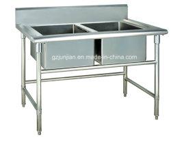 Acclamations Double bols du bassin de lavage (XSP-2)