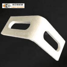 Pièces en aluminium personnalisé Die Casting Brace