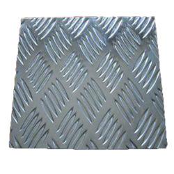 スリップ防止アルミニウムチェック模様の版のアルミニウムチェック模様のシート