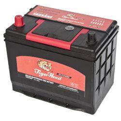 추가 슈퍼 파워 유지 보수 무료 배터리 (N50ZMF 12V60AH)