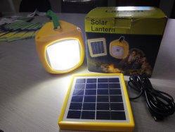 Bewegliche Solarlampe der laterne-LED für im Freien kampierende Beleuchtung-Vorrichtung