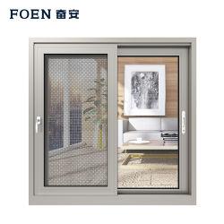 Lega di alluminio anodizzata del nastro di trasferimento 6063/6065 della venatura del legno di disegno moderno di alta qualità Windows