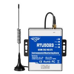GSM/3G/4G Temperatur-und Feuchtigkeits-Überwachung-Stromausfall-Warnungssystem RTU5023