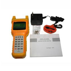 تلفاز كابل CATV تلفاز RF مقياس مستوى الإشارة الرقمية ديسيبل جهاز اختبار