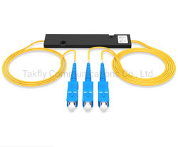 Quadratische ABS kastenähnlicher Teiler-Koppler des Kabel-1X2 2.0