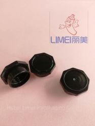 Zusammenklappbares Aluminiumgefäß für Verpackungs-Kosmetik-Salbe-Haar-Farben-Ölfarben, leere Aluminiumgefäße