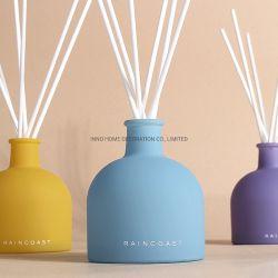Banheira de qualidade excelente aroma Aroma Difusor Reed jarra de vidro na caixa de Luxo
