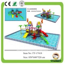 Grand parc de l'eau des diapositives pour la vente, les enfants de diapositives en plastique (TY-17418)