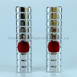 Heißer Quadrat-Ring-Plastiklippenstift-Gefäß der Form-F006 für das kosmetische Verpacken